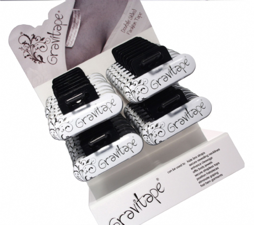 Gravitape® Fashion Tape Retailer Pack